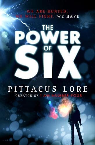 9780141338668: The Power of Six (Lorien Legacies)
