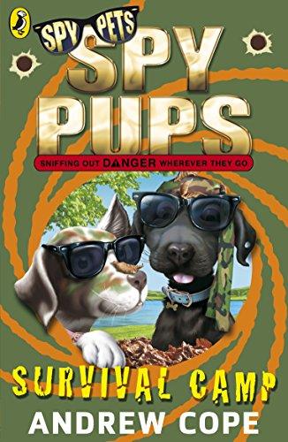 9780141338804: Spy Pups: Survival Camp