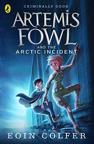 9780141339108: Arctic Incident (Artemis Fowl Graphic Novels)