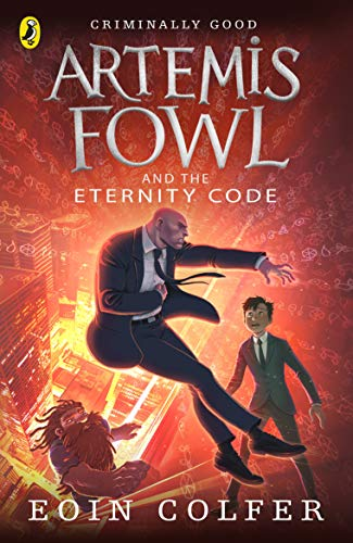 9780141339115: Artemis Fowl and the Eternity Code