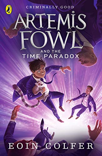 9780141339122: Artemis Fowl: The Time Paradox (Book 6)