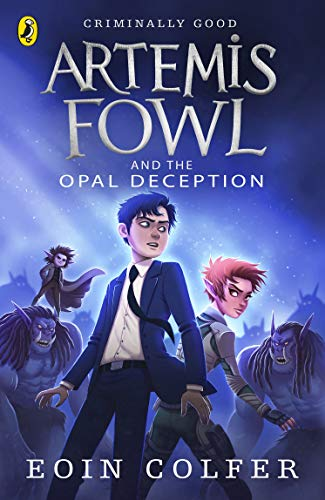 9780141339139: Artemis Fowl and the Opal Deception