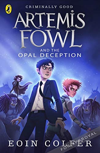 9780141339139: Artemis Fowl: The Opal Deception