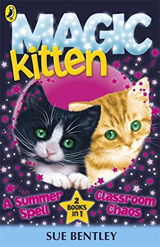 9780141339153: Magic Kitten: A Summer Spell and Classroom Chaos
