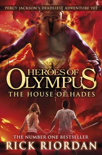 9780141339184: The House of Hades (Heroes of Olympus Book 4)