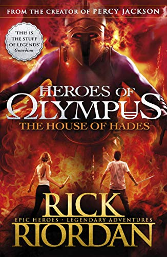 9780141339207: The House Of Hades. Heroes Of Olympus 4