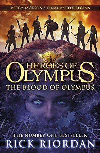 9780141339221: The Blood of Olympus (Heroes of Olympus Book 5)