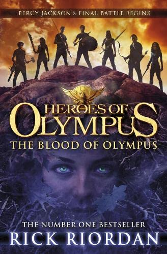 9780141339221: The Blood of Olympus (Heroes of Olympus Book 5)