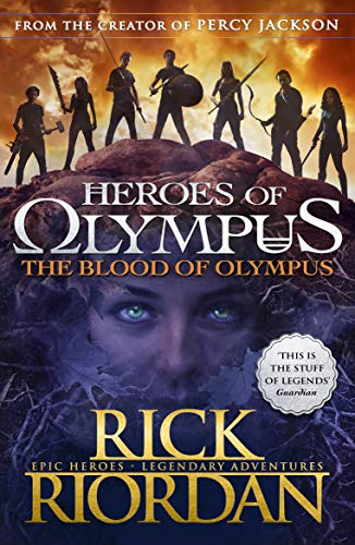 9780141339245: The Blood of Olympus (Heroes of Olympus Book 5)