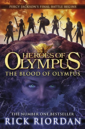 9780141339252: The Blood Of Olympus. Heroes Of Olympus Book 5 (Heroes of Olympus 5)