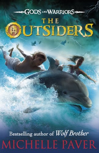 9780141339276: The Outsiders (Gods and Warriors Book 1)