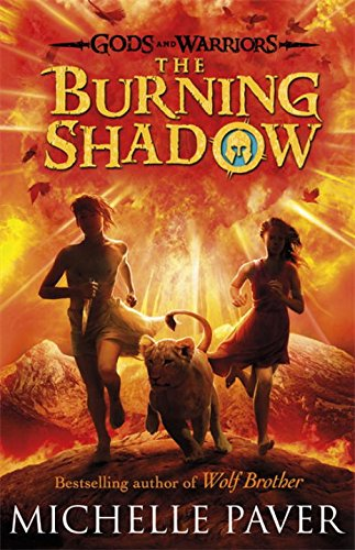 9780141339283: The Burning Shadow (Gods and Warriors Book 2)