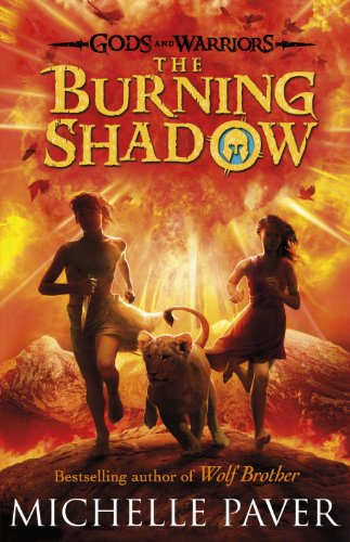 9780141339290: The Burning Shadow (Gods and Warriors Book 2)