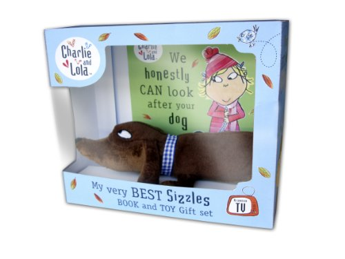 9780141339368: Charlie and Lola: My Very Best Sizzles Book and Toy Gift Set