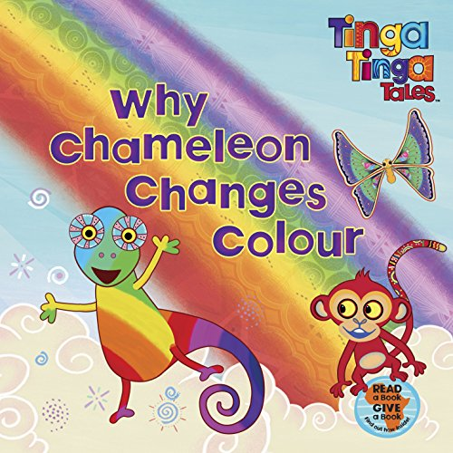 9780141339382: Tinga Tinga Tales: Why Chameleon Changes Colour