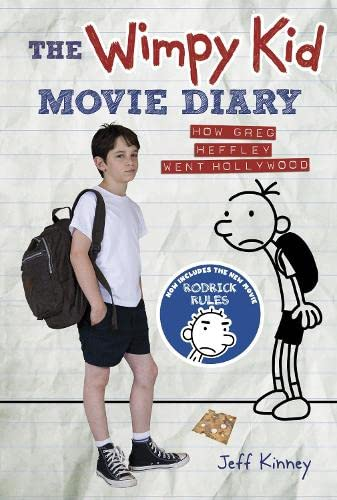 9780141339658: Wimpy Kid Movie Diary: How Greg Heffley Went Hollywood