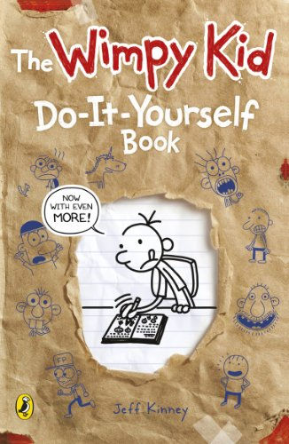 9780141339665: Diary of a Wimpy Kid: Do-It-Yourself Book