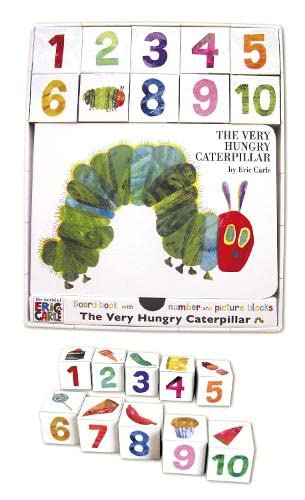 9780141339672: The Very Hungry Caterpillar Board Book and Block Set