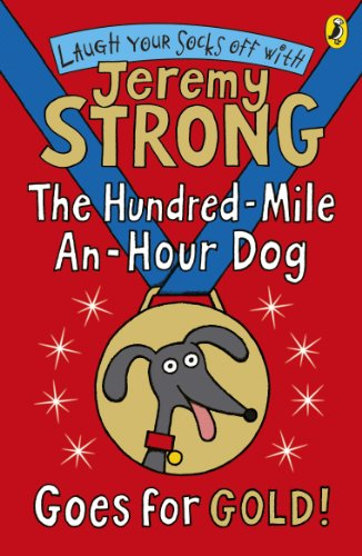 9780141339962: The Hundred-Mile-an-Hour Dog Goes for Gold!