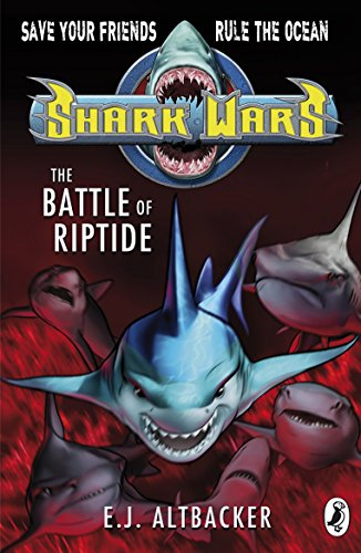 9780141339979: Shark Wars: The Battle of Riptide