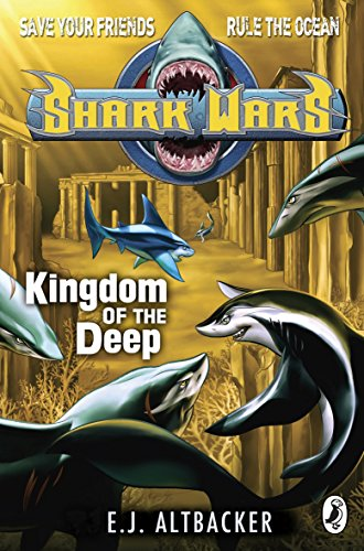 9780141340005: Shark Wars: Kingdom of the Deep