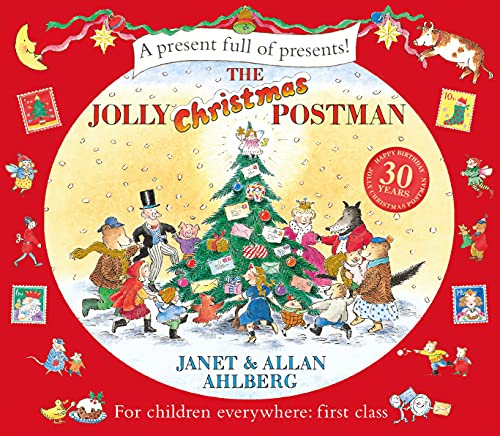 9780141340111: The Jolly Christmas Postman (The Jolly Postman)