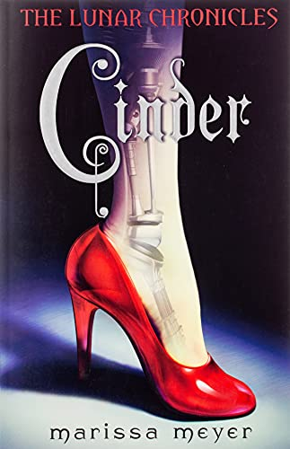 9780141340135: Cinder. Marissa Meyer (The Lunar Chronicles)