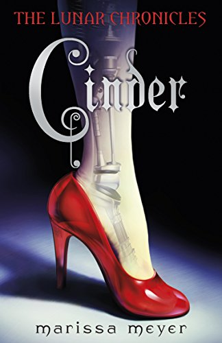 9780141340135: Cinder (The Lunar Chronicles Book 1)