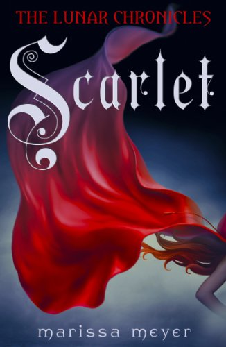 9780141340234: Scarlet (Lunar Chronicles, Book 2)