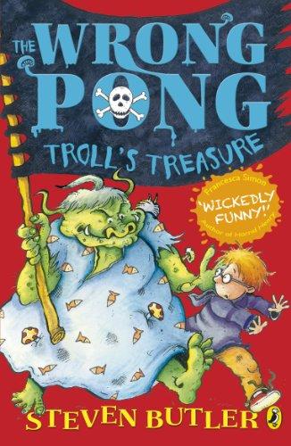 9780141340456: The Wrong Pong: Troll's Treasure