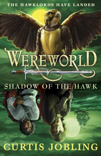 9780141340494: Wereworld: Shadow of the Hawk (Book 3)