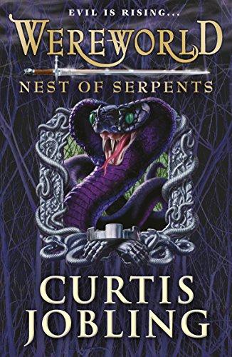 9780141340500: Wereworld: Nest of Serpents (Book 4)