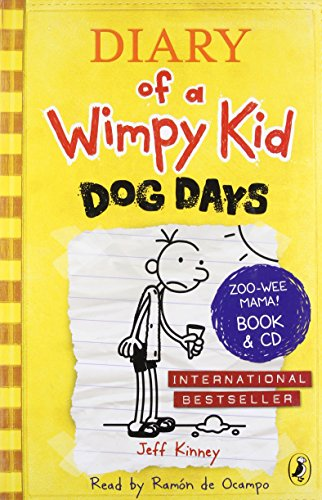 9780141340548: Diary of a Wimpy Kid: Dog Days (Book 4)