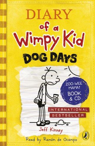9780141340548: Dog Days. by Jeff Kinney (Diary of a Wimpy Kid)