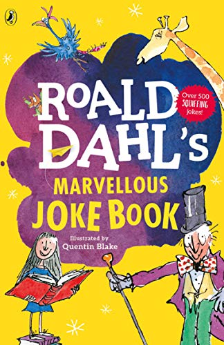 9780141340555: Roald Dahl's Marvellous Joke Book.