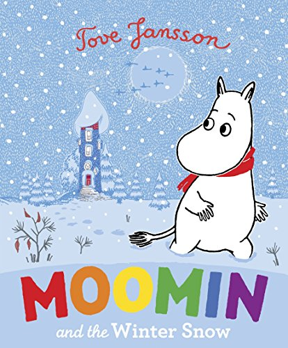 9780141340593: Moomin and the Winter Snow