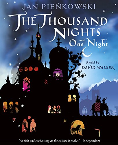9780141340708: The Thousand Nights and One Night