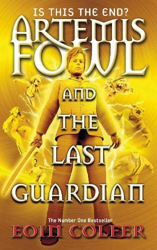 9780141340814: Artemis Fowl and the Last Guardian, 8