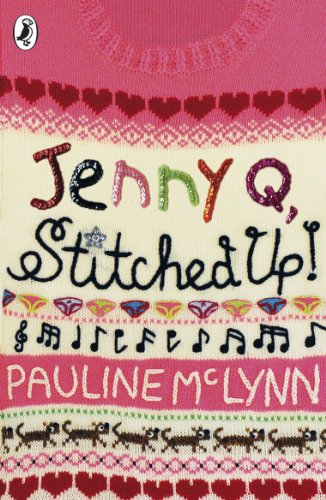 9780141341033: Jenny Q, Stitched Up