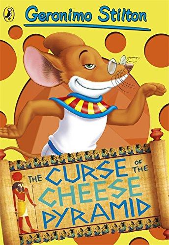 9780141341194: Geronimo Stilton: The Curse of the Cheese Pyramid (#2)