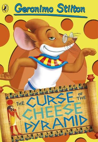 9780141341194: Geronimo Stilton: The Curse of the Cheese Pyramid