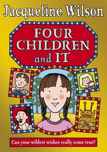 Four Children and It (9780141341422) by Jacqueline Wilson