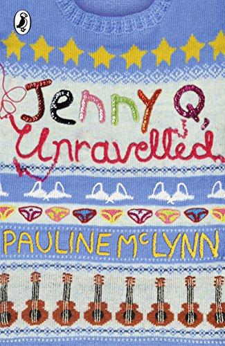 9780141341514: Jenny Q, Unravelled!
