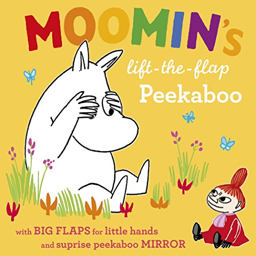 9780141341644: Moomin's Lift-the-Flap Peekaboo