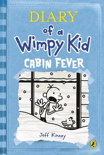 9780141341880: Cabin Fever (Diary of a Wimpy Kid book 6)