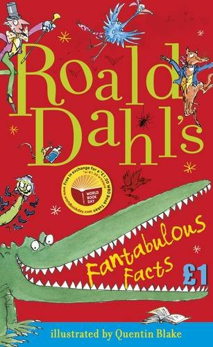 9780141342306: Roald Dahl's Fantabulous Facts: World Book Day