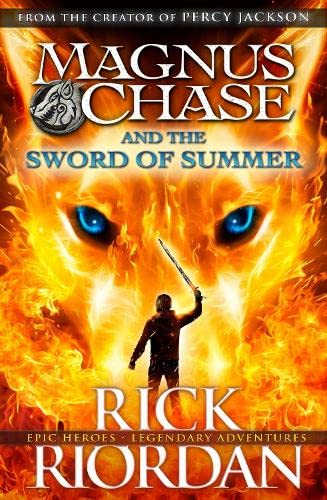 9780141342412: The Sword of Summer (Magnus Chase and the Gods of Asgard Book 1)