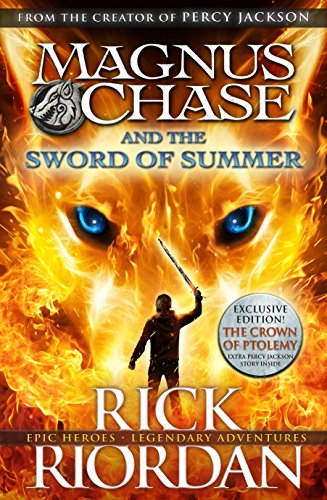 9780141342429: Sword of Summer (Magnus Chase and the Gods of Asgard Book 1), the