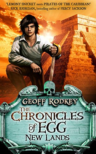 9780141342528: Chronicles of Egg: New Lands (The Chronicles of Egg)