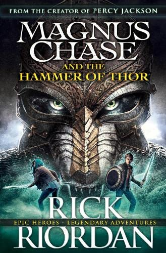9780141342542: Magnus Chase and the Hammer of Thor (Book 2)